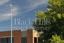 Go Green at BHSU / by Blacks Hills State University