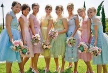 A Pretty Pastel Party! / EVERYTHING FOR A PRETTY PASTEL PARTY! / by Cake & Bake