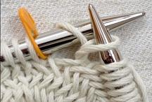 Knitting & Crocheting etc.