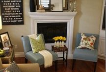 Home-Living room / by S Houser