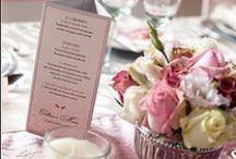 Wedding - menu