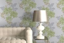Vintage Botanical / Bring a touch of the outside in with our selection of botanical themed accessories and wallpaper designs for the home featuring ornate flowers, plants, birds and butterflies! / by The Range