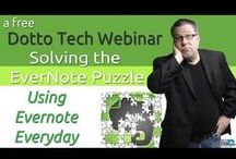 Evernote Made Easy / Exploring the awesomeness that is Evernote to help you get organized!