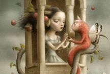 ~ Traditional ArT illustrations & paintings InsPiraTIONs / Traditional ArT illustrations & paintings