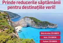 Destinațiile verii by Paravion Superstar / Insulele mediteranene, ca Rhodos sau Creta, sau destinații exotice, cum e Dubaiul ori Tenerife, sunt locuri unde fiecare dintre noi ar trebui să ajungă cel puțin o dată. Descoperiţi destinațiile incredibile pentru vacanțele de vară de pe Paravion.ro şi plănuiţi-vă deja următoarea escapadă: https://www.paravion.ro/superstar
