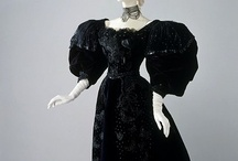 Vintage 1890-1899 / Early Belle Époque - No Bustle