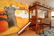 Kid's Room / by Amanda