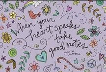Quotes / by Paige McFarland