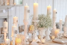 White Wedding/party/events / by Larissa oberholtzer-gallaghe
