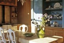 Shabby Chic, Rustic Interiors  / by Zena Smith