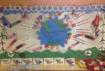 Teacher Bulletin Boards / Inspiring ideas for your classroom bulletin board!