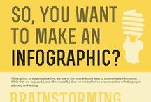Infographics / Check out these incredible on-point infographics with contents ranging from health to science, psychology and life!