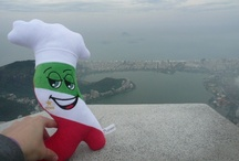 Plushkies En Route / Our Plushkies traveling around the world! :)