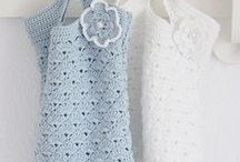 Crochet: Apparel and Accessories / Crochet projects to use and wear / by The Barn Owls Nest