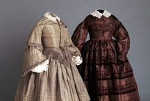 Civil War Era Fashion / by Erica White