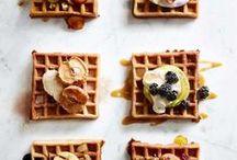 {Breakfast Obsession} / Breakfast, Breakfast Food, Breakfast Recipes, Breakfast in Bed  / by Marissa // Style Cusp