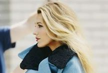 {Covetable Style: Blake Lively} / Blake Lively ; the iconic Gossip Girl star.