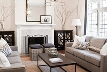 Living Room / by Lisa Stone-Cleaver