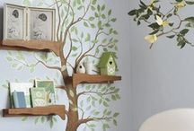 Making Room For Baby / Nursery decor ideas / by The Barn Owls Nest
