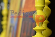 And it was called Yellow.... / You guessed it! All things yellow! / by Pedigo Furniture