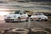"""Abarth 595 Celebrates 50 years at Frankfurt Motor Show / """"Celebrating The Icon"""": The debut of the Abarth 595 '50th Anniversary' limited edition at the Frankfurt Motor Show"""