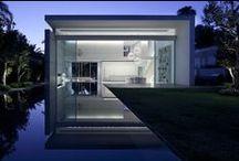 Inspiração: interiores residenciais / Ideias para transformar o espaço, valorizando o projeto de interiores. Projetos não autorais.