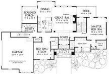 Beautiful (big) Floorplans / 2000 - 3500 sq ft