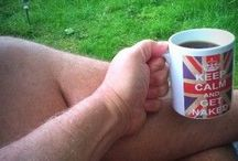 Camping / The delights of naturist camping in England