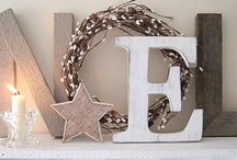 Christmas Decor Ideas / by Hope G.