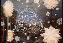 Christmas/Winter Delights / Christmas/Winter Decorating