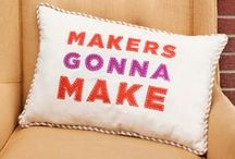 DIY / Projects to make everyone's life better (& more beautiful!)
