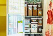 Organizing closets & junk / by Christy Meredith