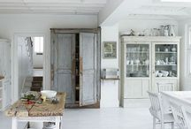 Modern Farmhouse / interiors inspired by contemporary country...#contemporary #country #chic #interior