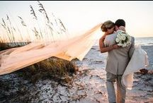 Beach Wedding / beach wedding ideas, decor and inspirations...#beach #seaside #wedding