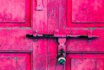 magenta-rose-cerise pink