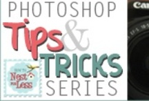 Photoshop / Tutorials and tips & tricks all about Adobe Photoshop. / by Ryann Salamon