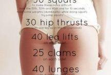 Workout ideas / by Teri Elliott