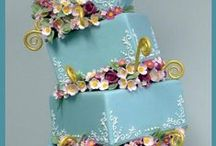 Cake! / by Morgan Davies