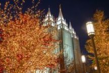 The Church of Jesus Christ of Latter-Day Saints / I belong the church of Jesus Christ of the Latter-Day Saints & I know the church is true.  / by Brittany Elkins