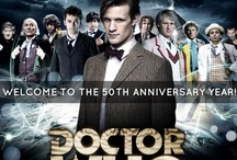 Doctor Who / by Contenteur