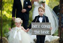 Weddings & Receptions / Idea's for future weddings~ / by Debbie W.