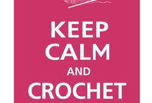 Crochet, crocheting, crocheted :) / by Ina Stavril