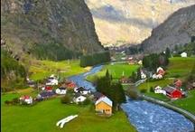 Scandinavian Awesomeness / Inspiration from the homeland.