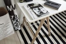 Office Space / #home #office #decor #ideas