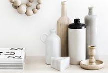 Simple Decor / #styling #interiordesign