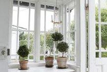 Sunroom / ideas & inspiration for a #patio #porch or #sunroom