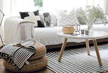 Living Room / #livingroom #interiordesign