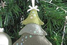 Christmas ornaments / by Teri Elliott