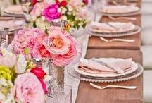 Pale Pink Wedding / by Isabel Pires de Lima