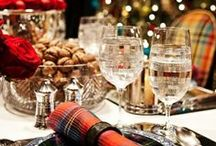 Christmas Tables Decor